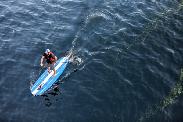 is stand up paddle boarding a good workout